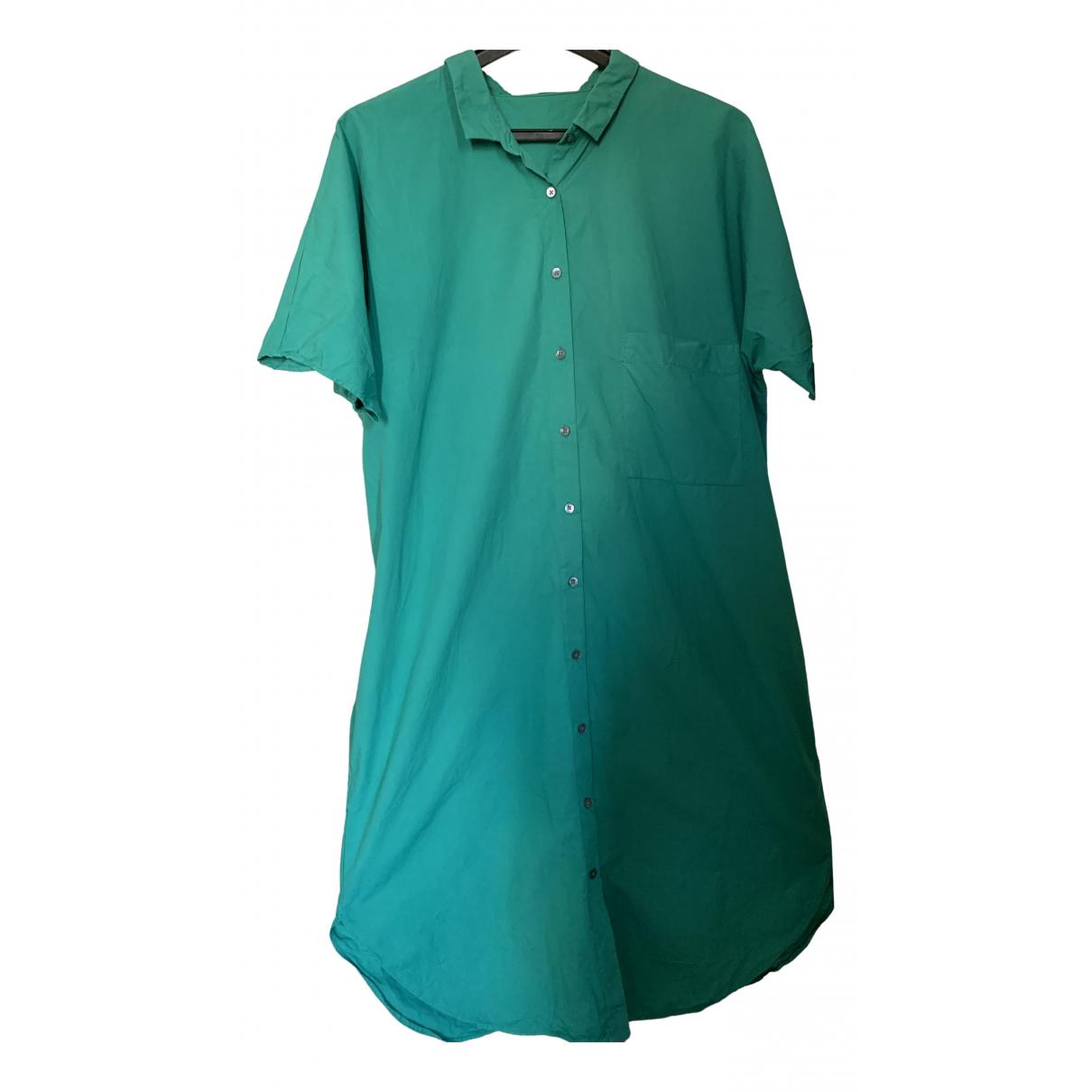 Closed \N Green Cotton dress for Women L International