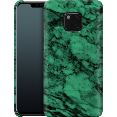 Huawei Mate 20 Pro Smartphone Huelle - Green Marble von caseable Designs