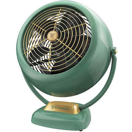 Vornado VFAN Sr. Vintage Whole-Room Air Circulator, One Size , Green