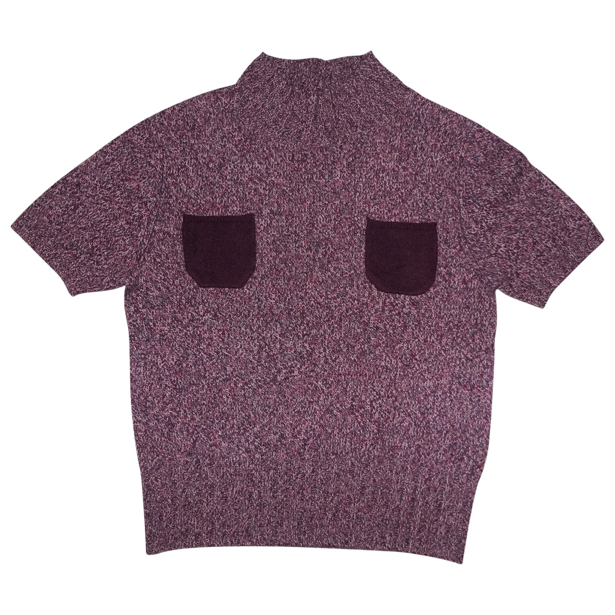 Eric Bompard \N Purple Cashmere Knitwear for Women M International