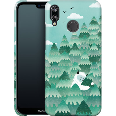 Huawei P20 Lite Smartphone Huelle - Tree Hugger von Little Clyde