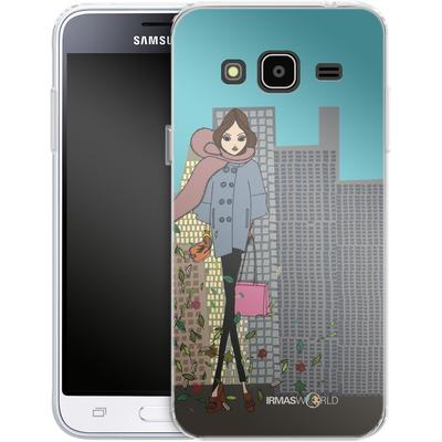 Samsung Galaxy J3 (2016) Silikon Handyhuelle - IRMA In Chicago von IRMA