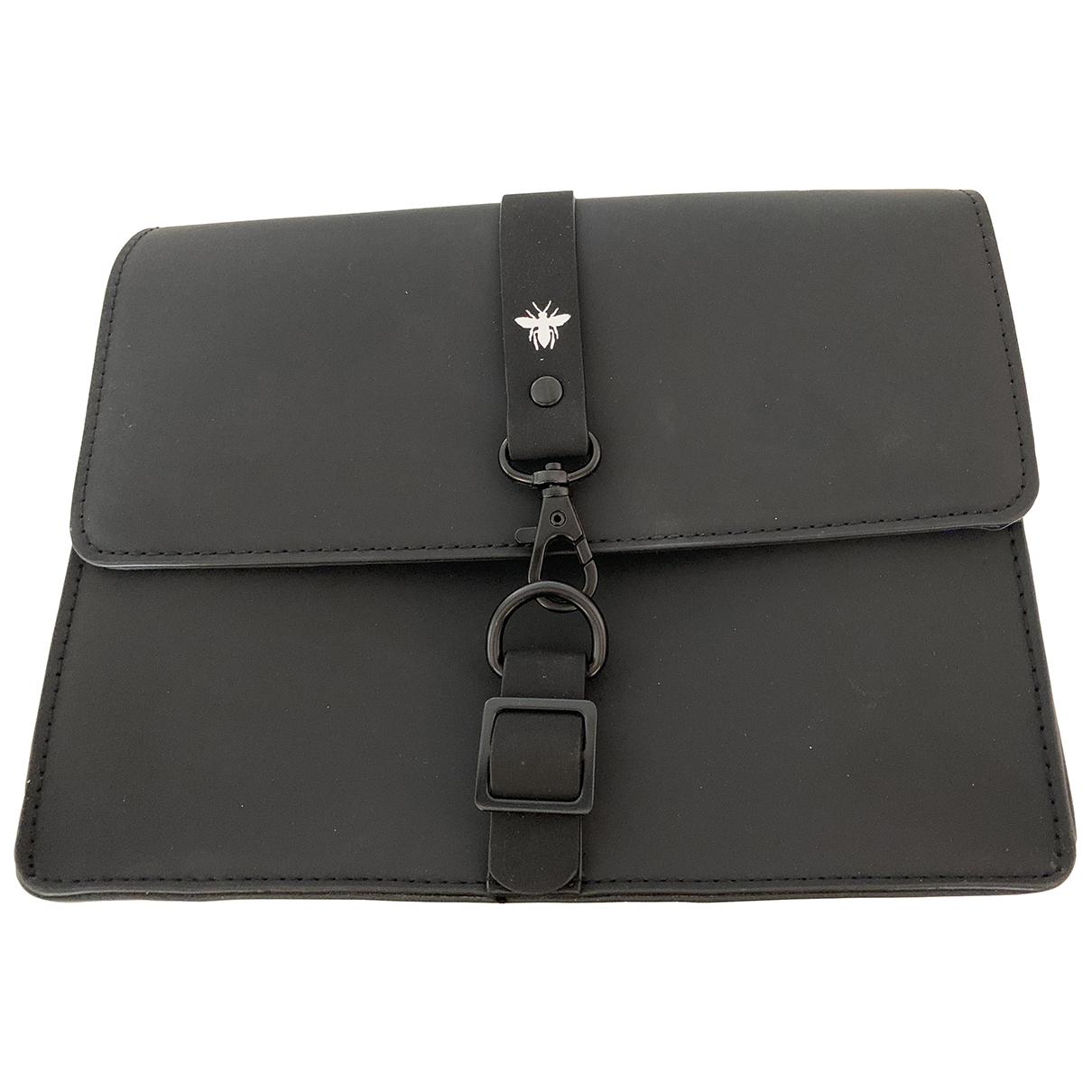 Dior \N Black Small bag, wallet & cases for Men \N