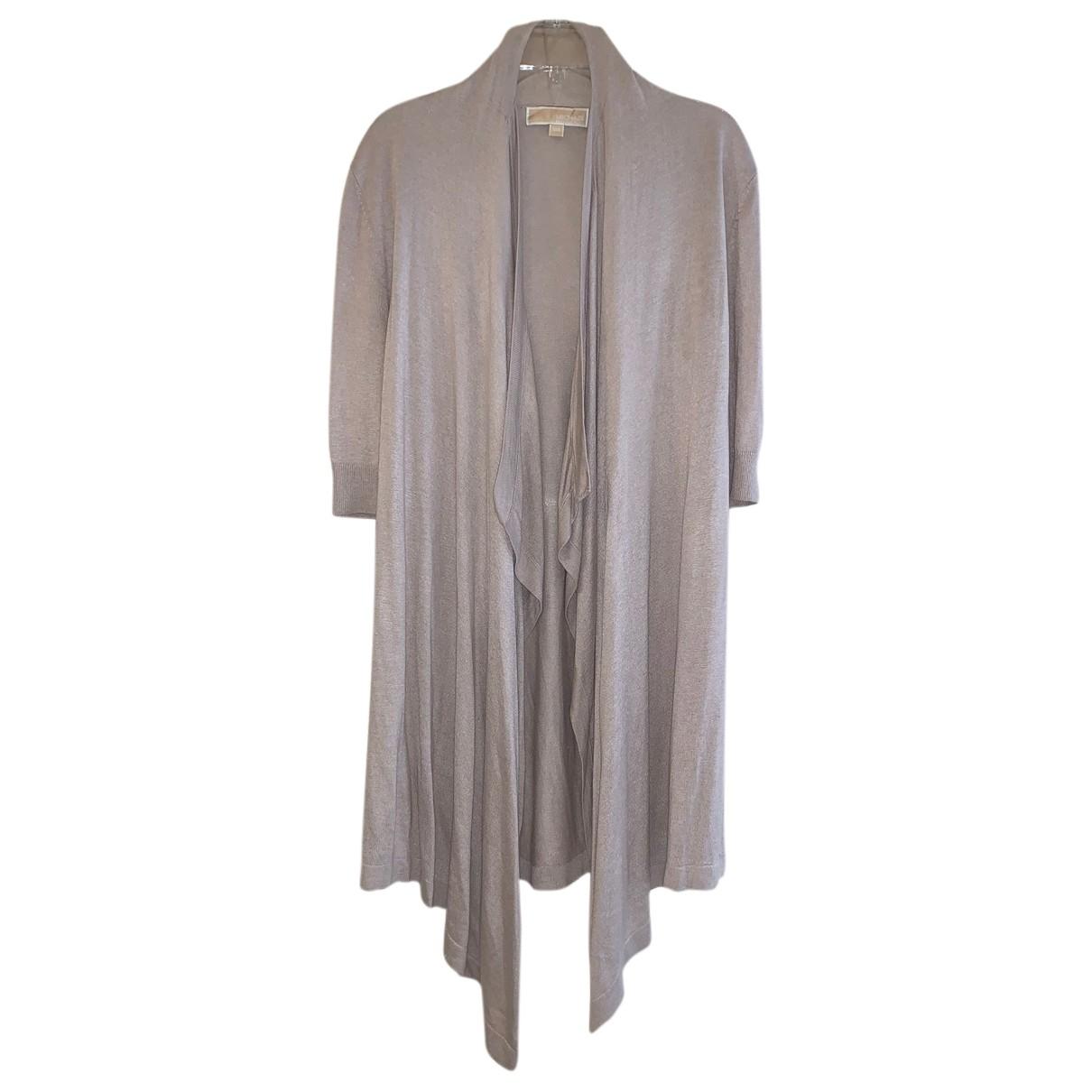 Michael Kors - Pull   pour femme en cachemire - beige