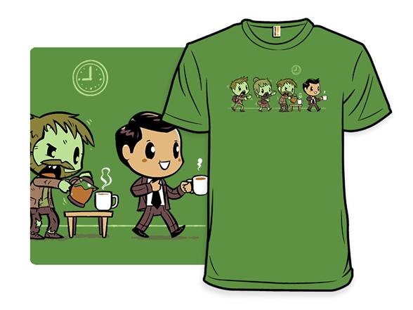 Zombie Antidote T Shirt