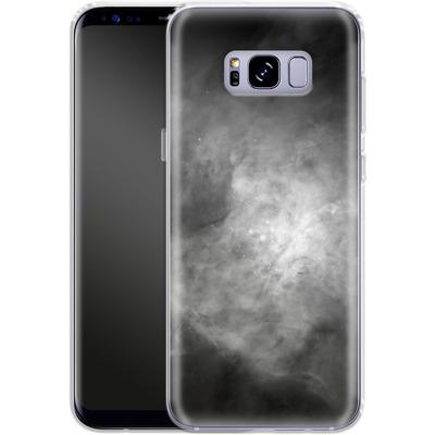 Samsung Galaxy S8 Plus Silikon Handyhuelle - Nebula von caseable Designs