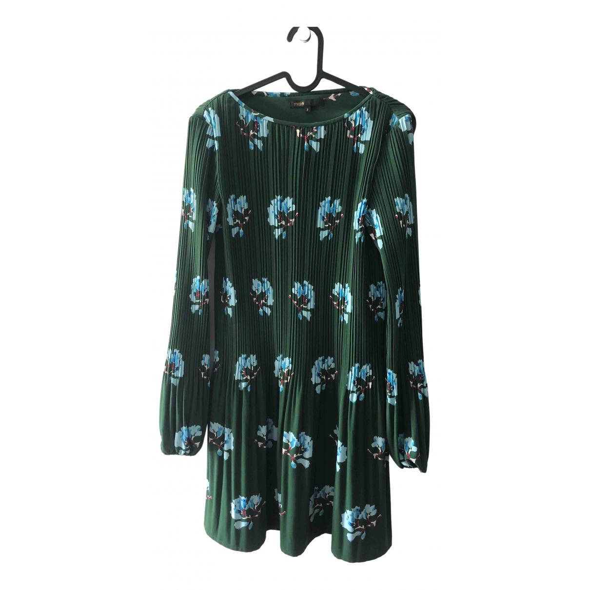 Maje - Robe   pour femme - vert