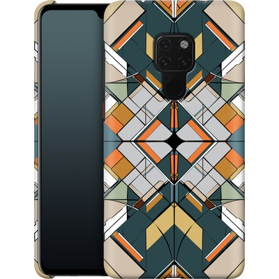 Huawei Mate 20 Smartphone Huelle - Mosaic I von caseable Designs