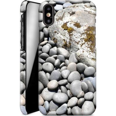 Apple iPhone XS Smartphone Huelle - Zen Rocks von Brent Williams