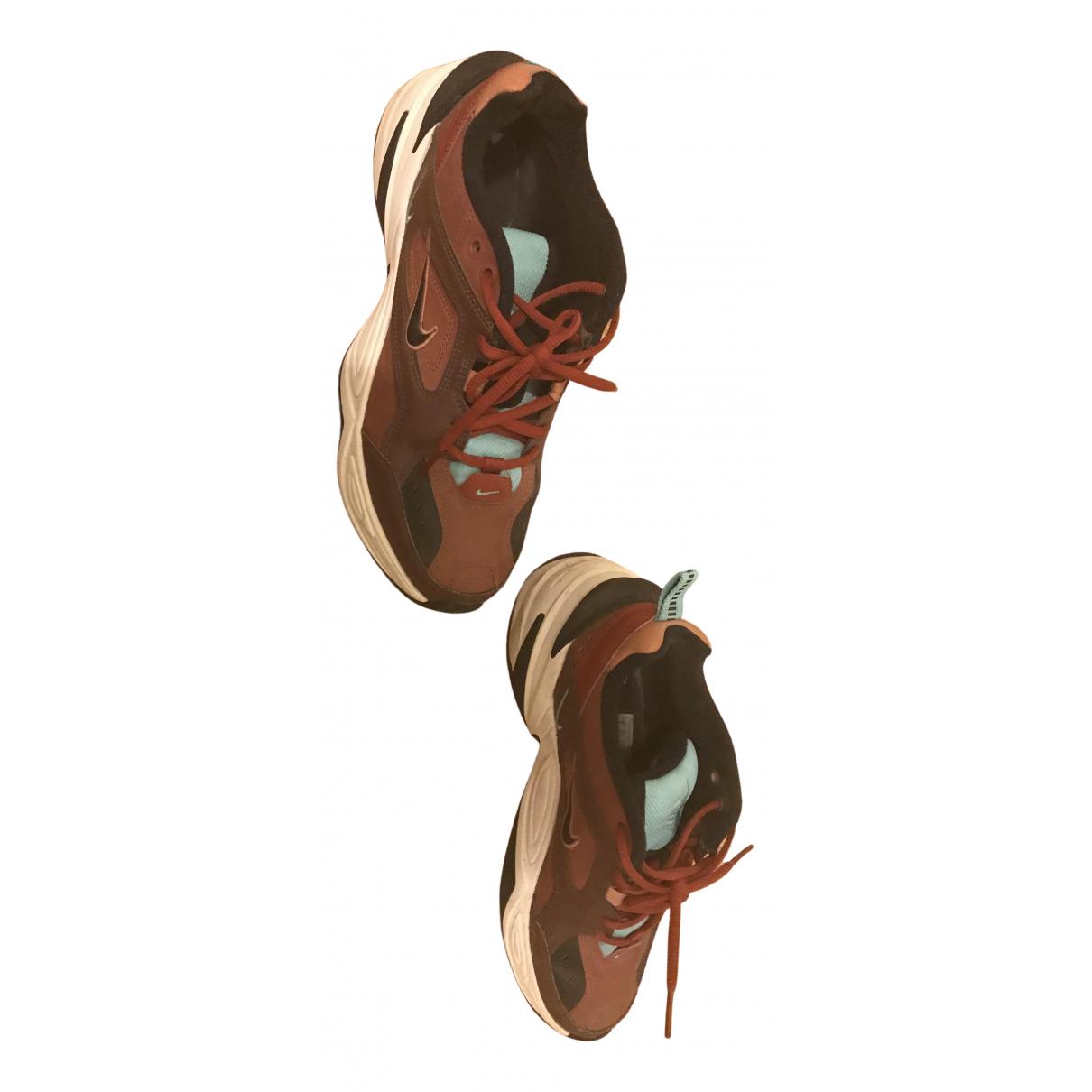 Nike M2K Tekno Sneakers in  Bunt Leder
