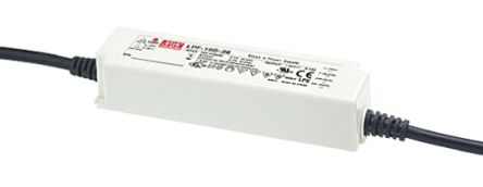 Mean Well Constant Voltage LED Driver 16.08W 6 → 12V