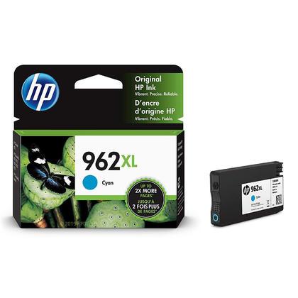 HP 962XL 3JA00AN Original Cyan Ink Cartridge High Yield