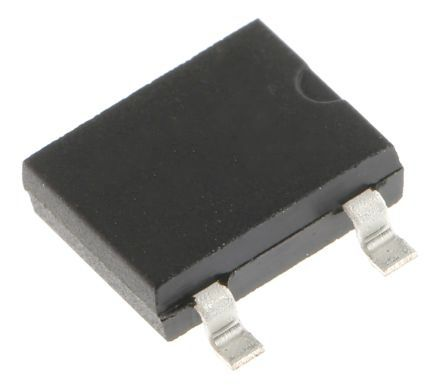 ON Semiconductor DF06S2, Bridge Rectifier, 2A 600V, 4-Pin SDIP (1500)