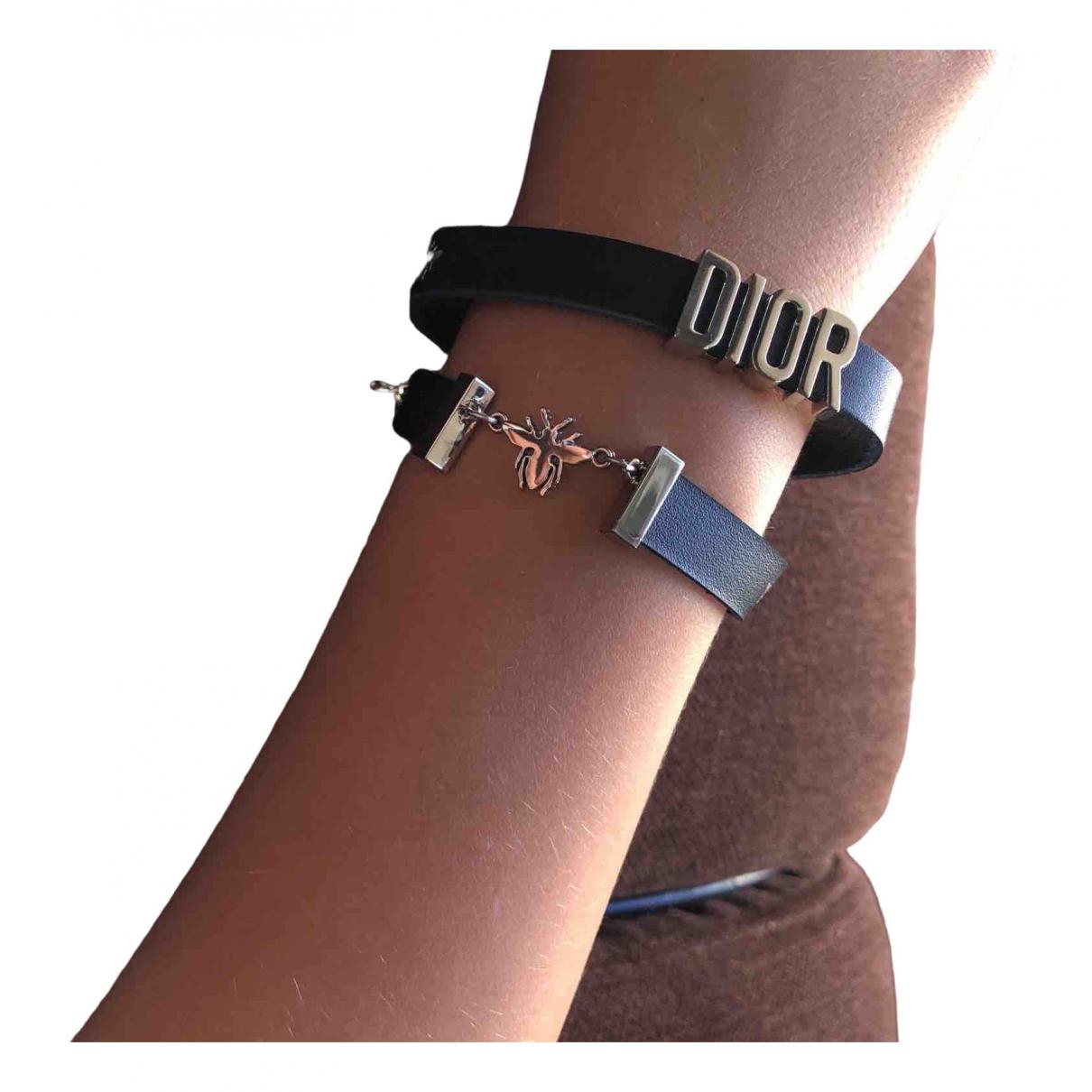 Dior - Bracelet   pour femme - noir
