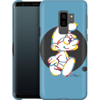 Samsung Galaxy S9 Plus Smartphone Huelle - Rainbow Smurf von The Smurfs