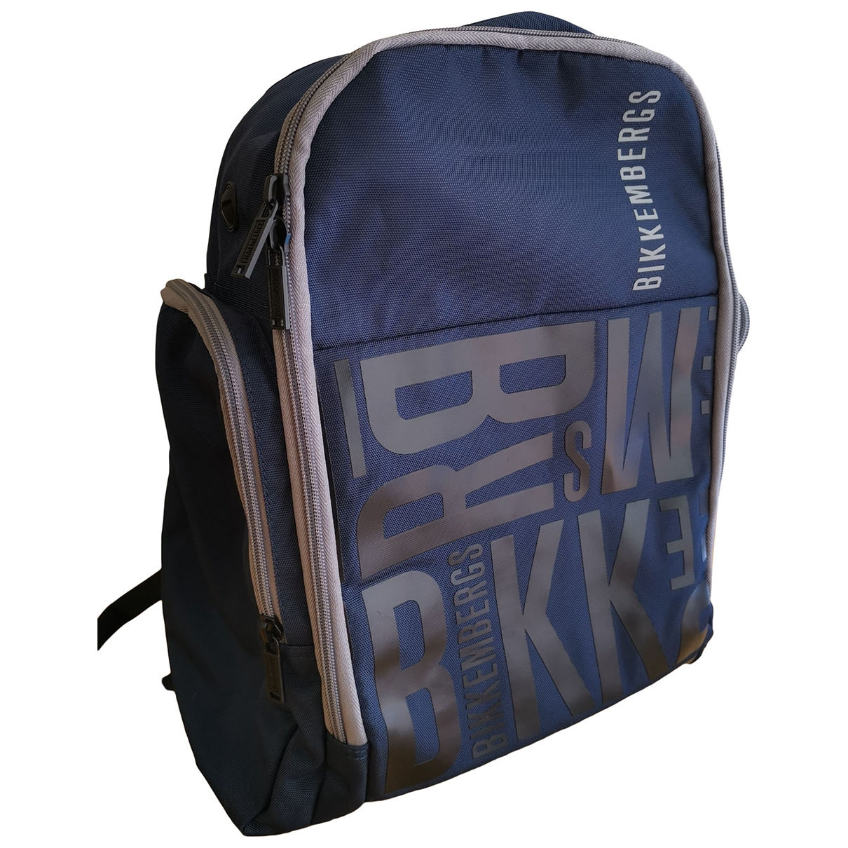 Dirk Bikkembergs \N Blue bag for Men \N