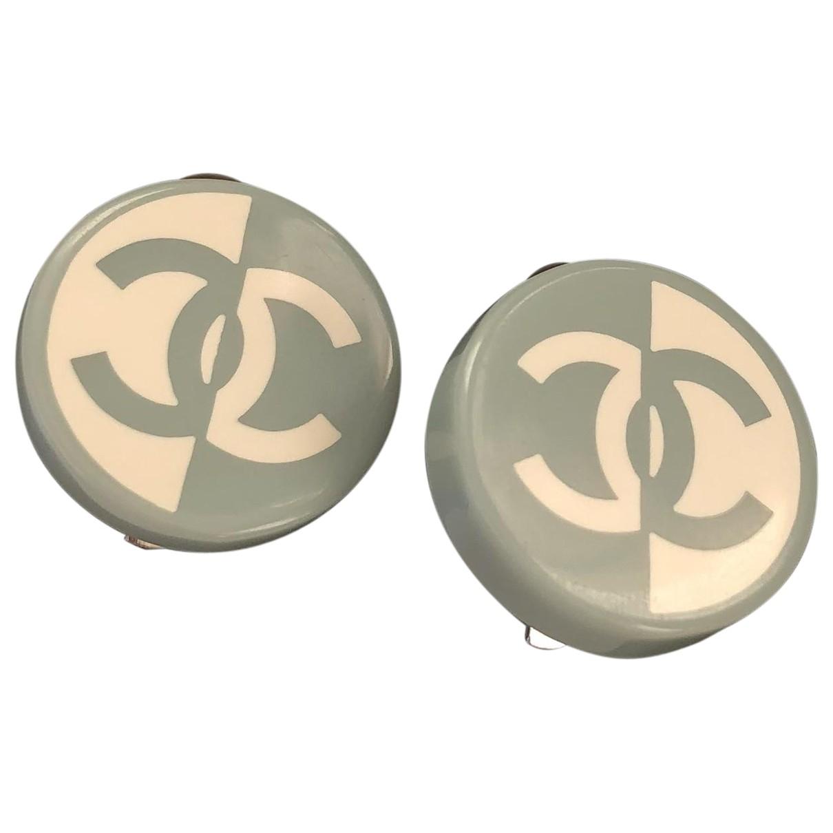Chanel \N Blue Earrings for Women \N