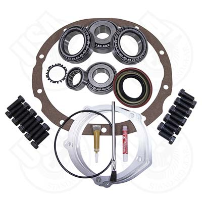 Ford Master Overhaul Kit Ford 9 Inch LM603011 SPC Differential W/Daytona Pinion Support USA Standard Gear ZK F9-HDC-SPC
