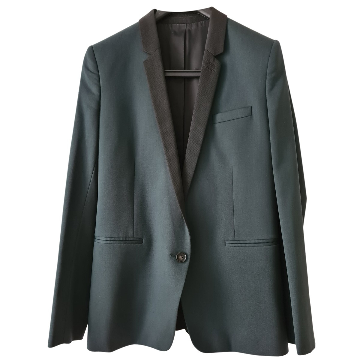 The Kooples \N Green Wool jacket for Women 38 FR