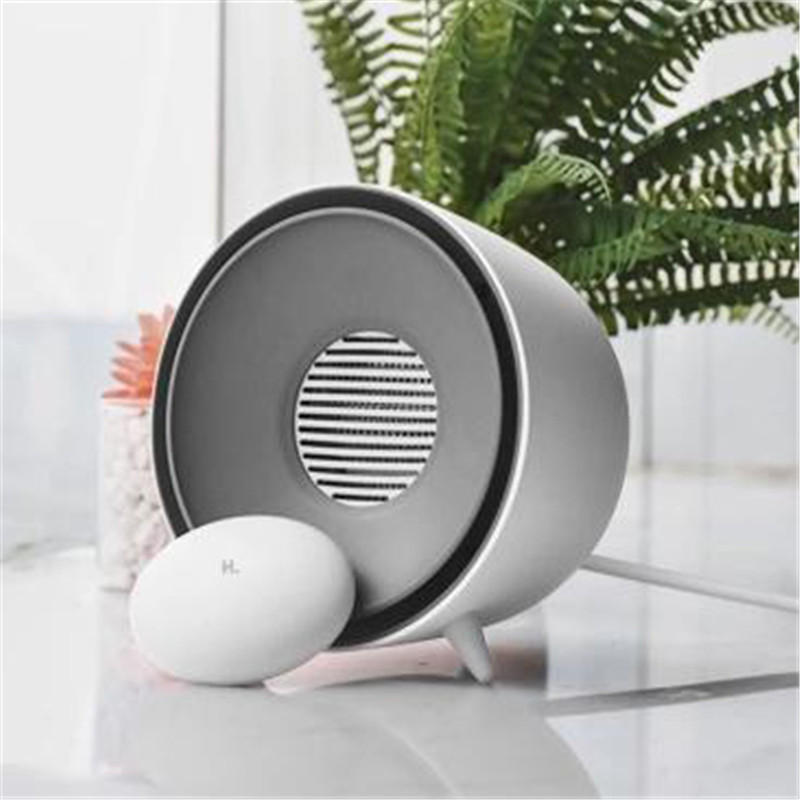 Health Life 2 in 1 Ceramic Space Heater with Hand Warmer