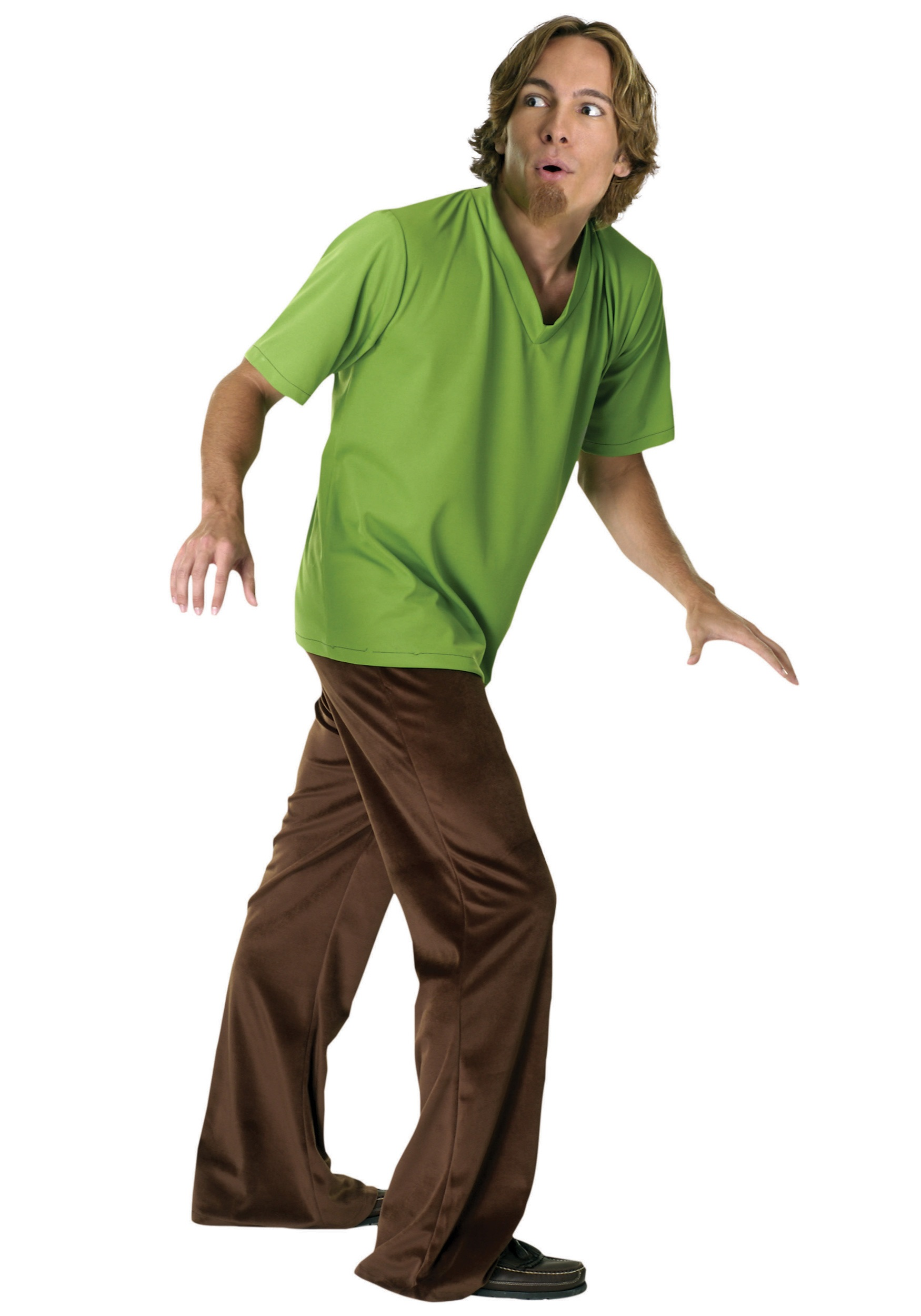 Adult Shaggy Costume - Adult Scooby Doo Costumes