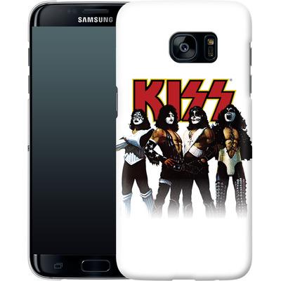 Samsung Galaxy S7 Edge Smartphone Huelle - Just KISS von KISS®