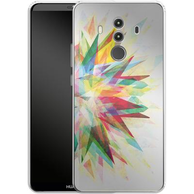 Huawei Mate 10 Pro Silikon Handyhuelle - Colorful 6 von Mareike Bohmer