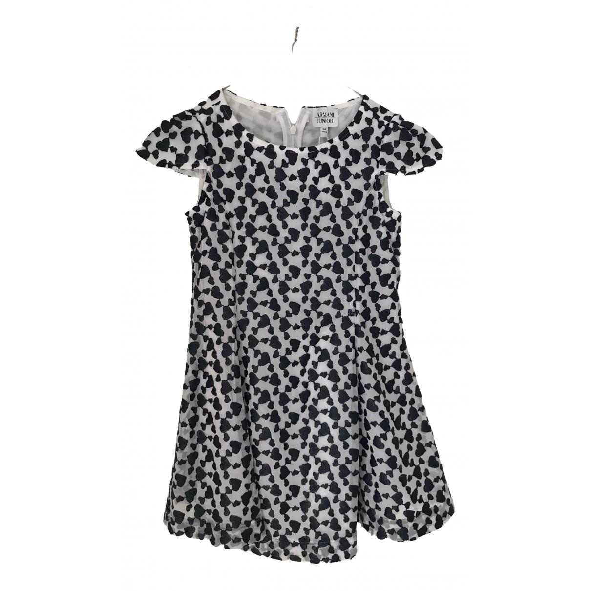 Armani Baby \N Kleid in  Bunt Polyester