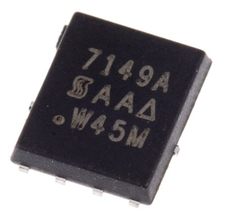 Vishay P-Channel MOSFET, 18 A, 30 V, 8-Pin PowerPAK SO  SI7149ADP-T1-GE3 (20)