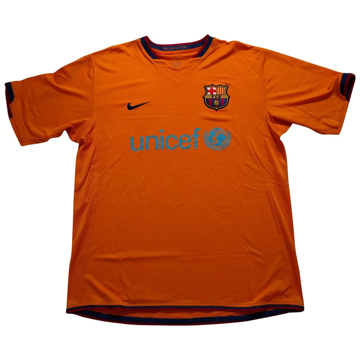 Nike \N Orange T-shirts for Men L International