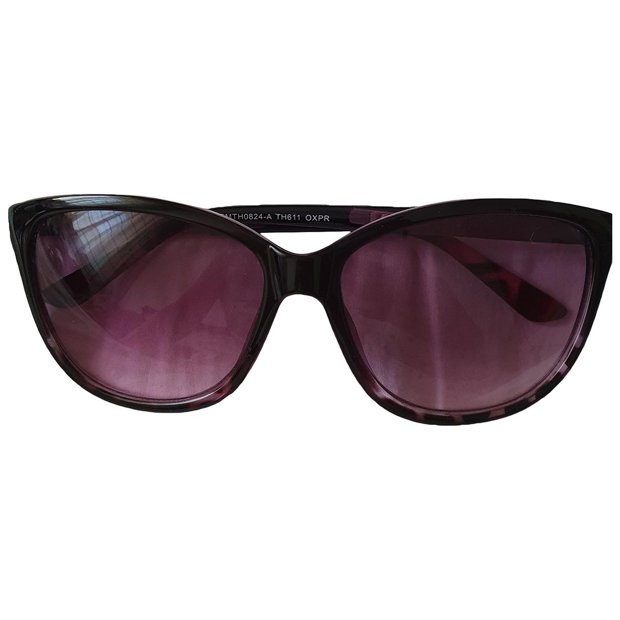 Elie Tahari - Lunettes   pour femme - violet