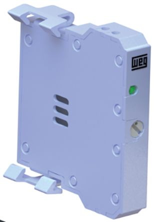 WEG TEC0 Series ON Delay Electronic Timer, Range 180 → 1800s, NO Contacts SPST, 24 → 240 V ac/dc Coil