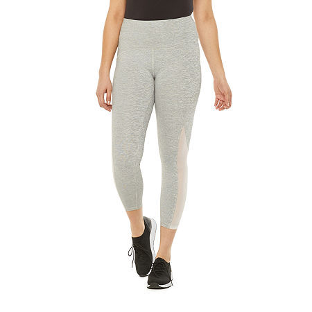 Xersion Move Womens High Rise Ankle Legging, X-small , Gray