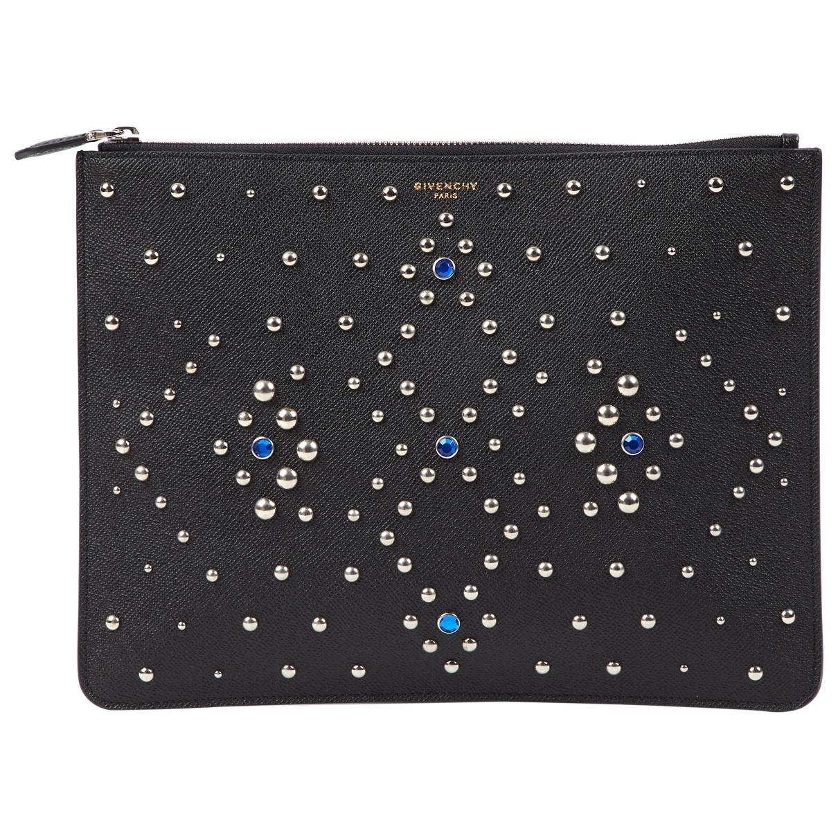 Billetero de Cuero Givenchy