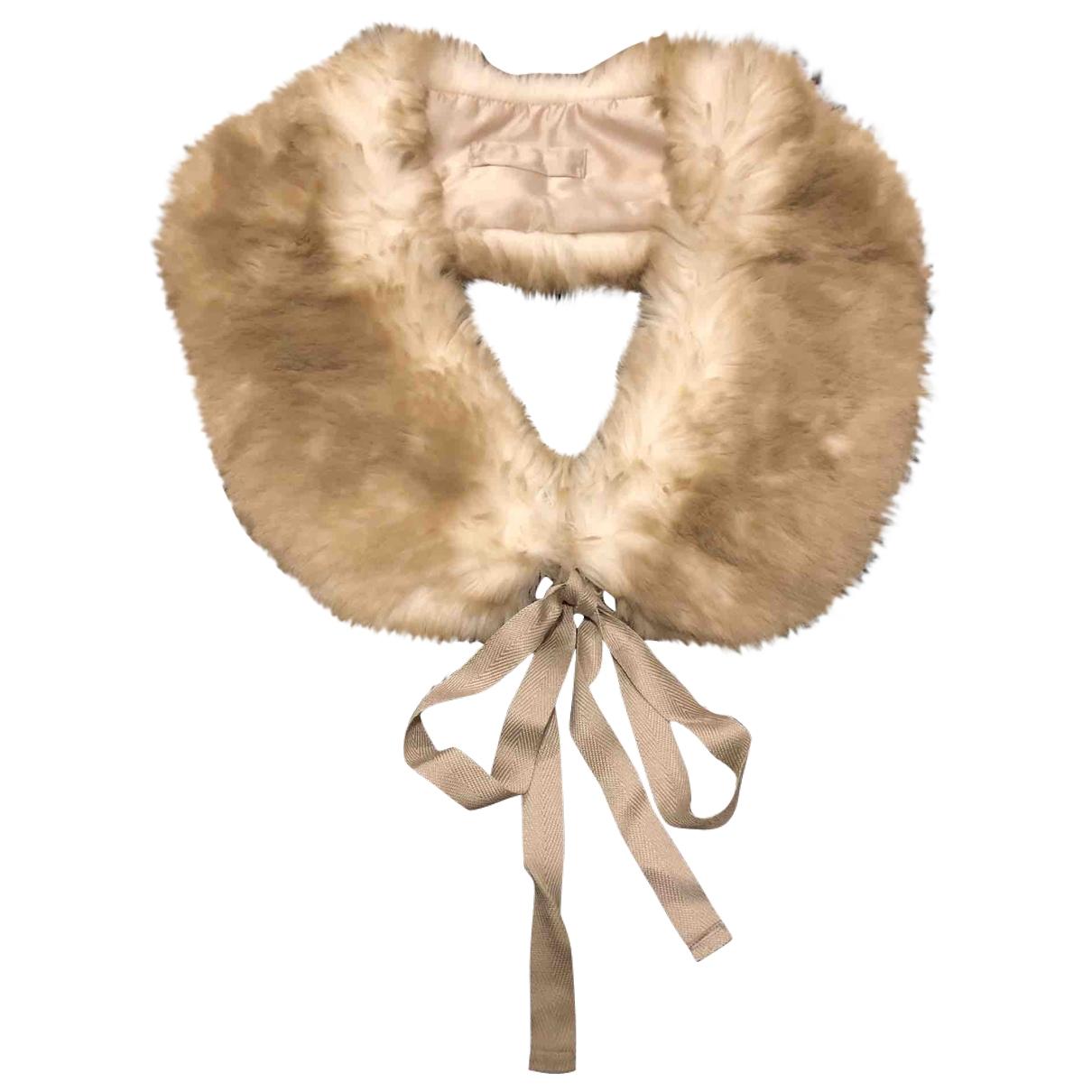 Prada \N Beige scarf for Women \N