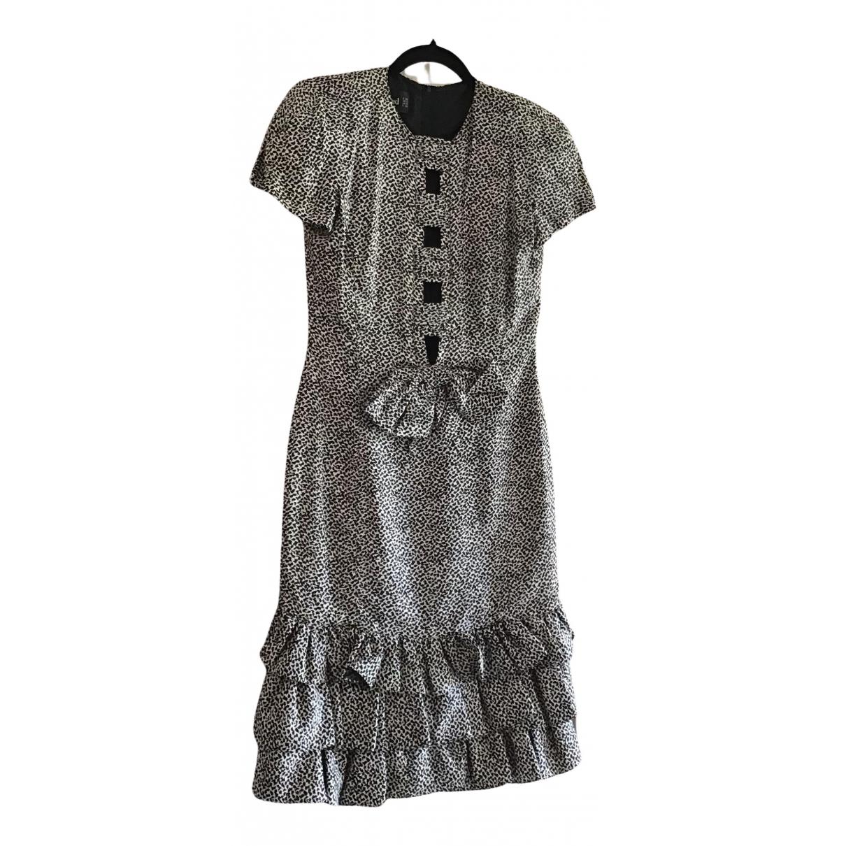 Louis Feraud \N Kleid in  Bunt Seide