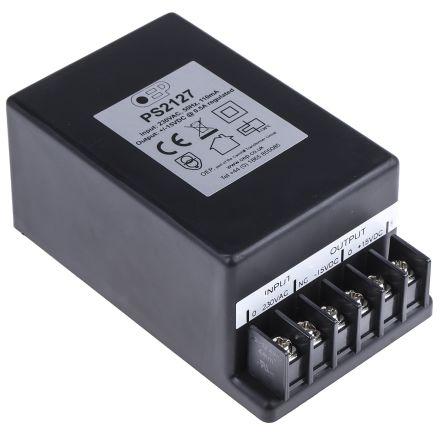 OEP Embedded Linear Power Supply Encapsulated, 207 → 253V ac Input, ±15V dc Output, 500mA, 15W