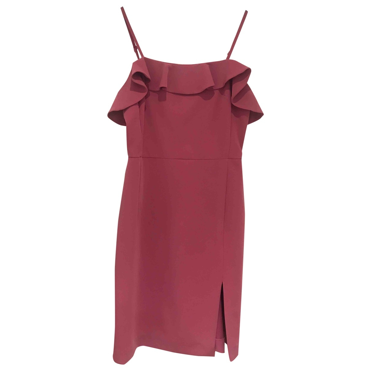 & Other Stories \N Kleid in  Rosa Polyester