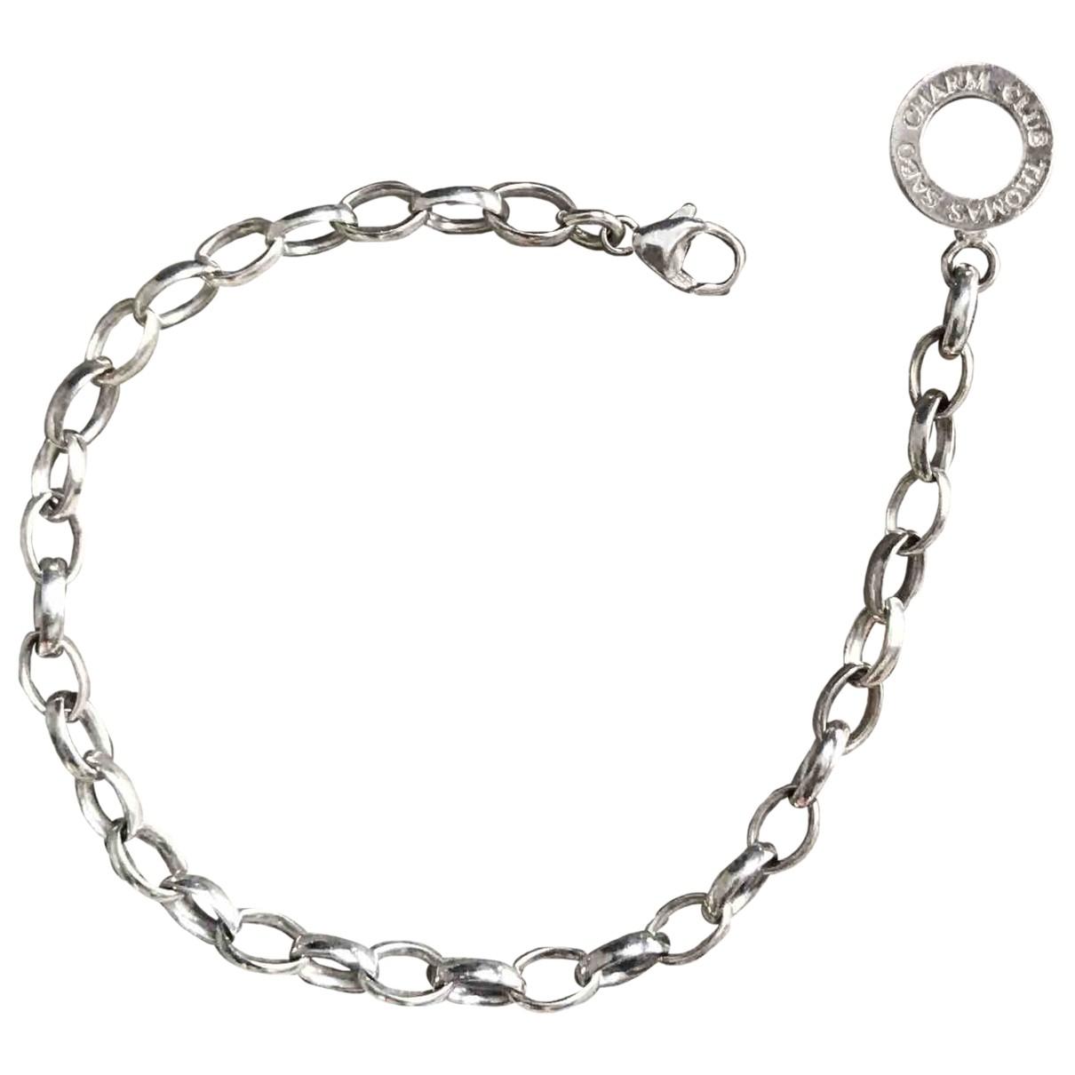 Thomas Sabo - Bracelet   pour femme en argent - argente