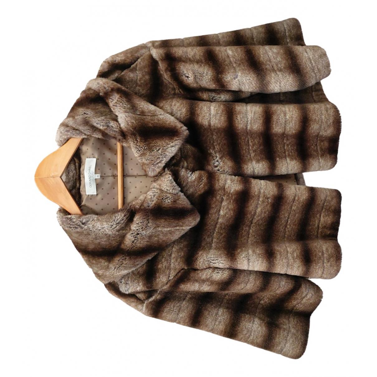 Gerard Darel \N Beige jacket for Women 36 FR