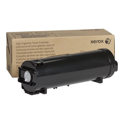Xerox 106R03942 Original Black Toner Cartridge High Yield for VersaLink B600/B605/B610/B615