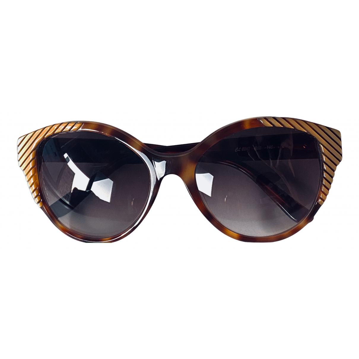 Chloé \N Brown Sunglasses for Women \N