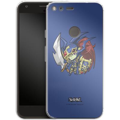 Google Pixel XL Silikon Handyhuelle - Black Luster Soldier SD von Yu-Gi-Oh!
