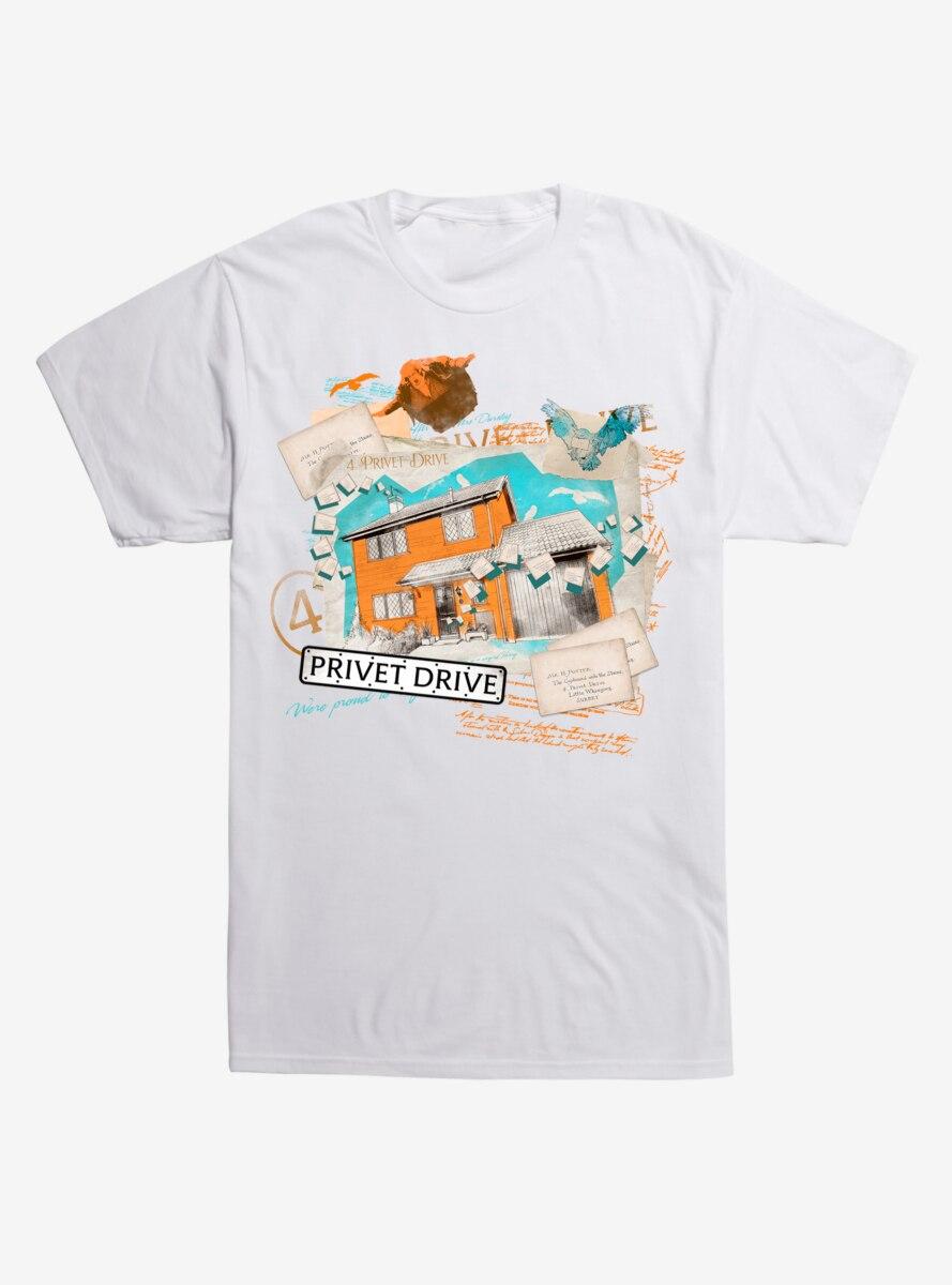 Harry Potter Privet Drive T-Shirt