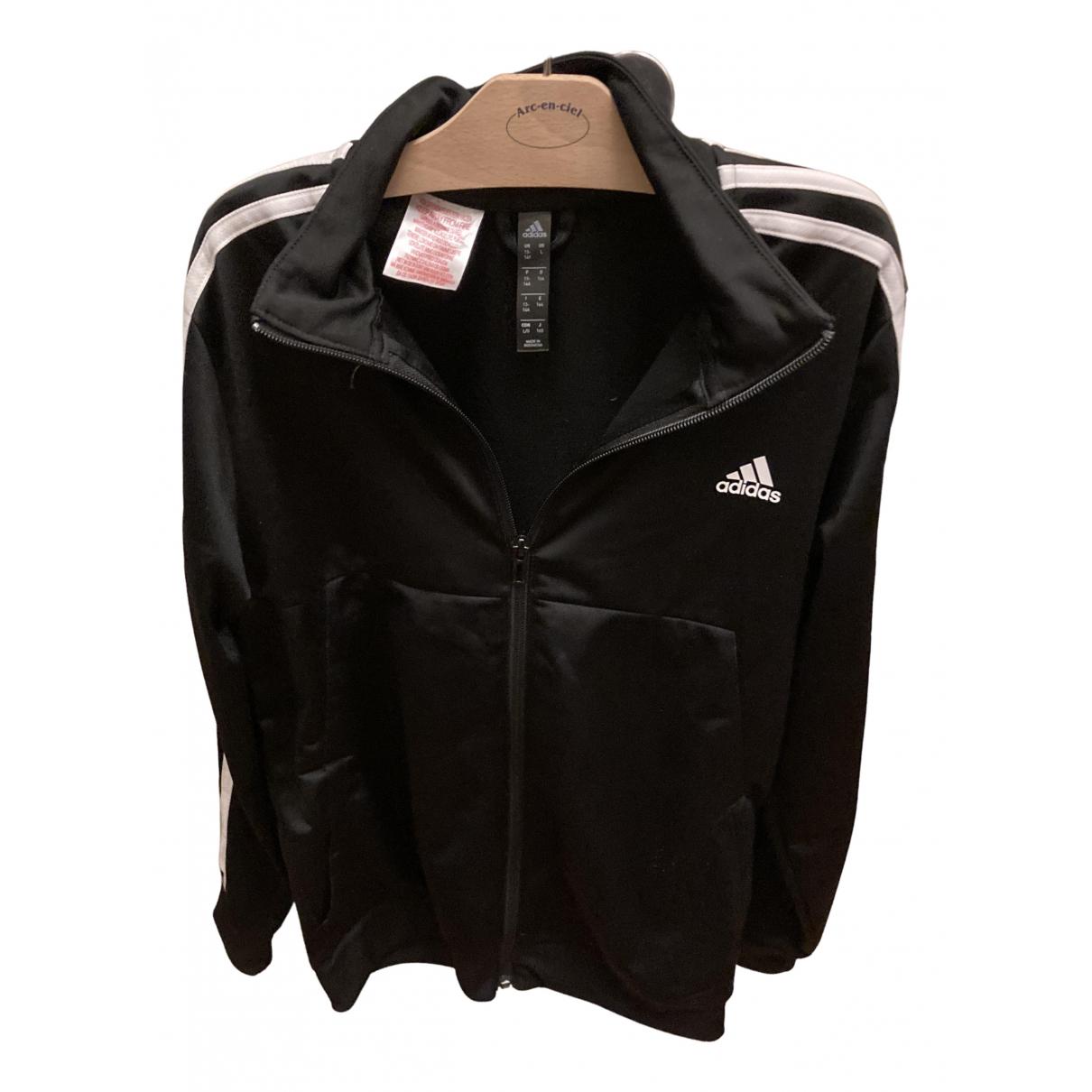 Adidas - Pull   pour enfant - noir