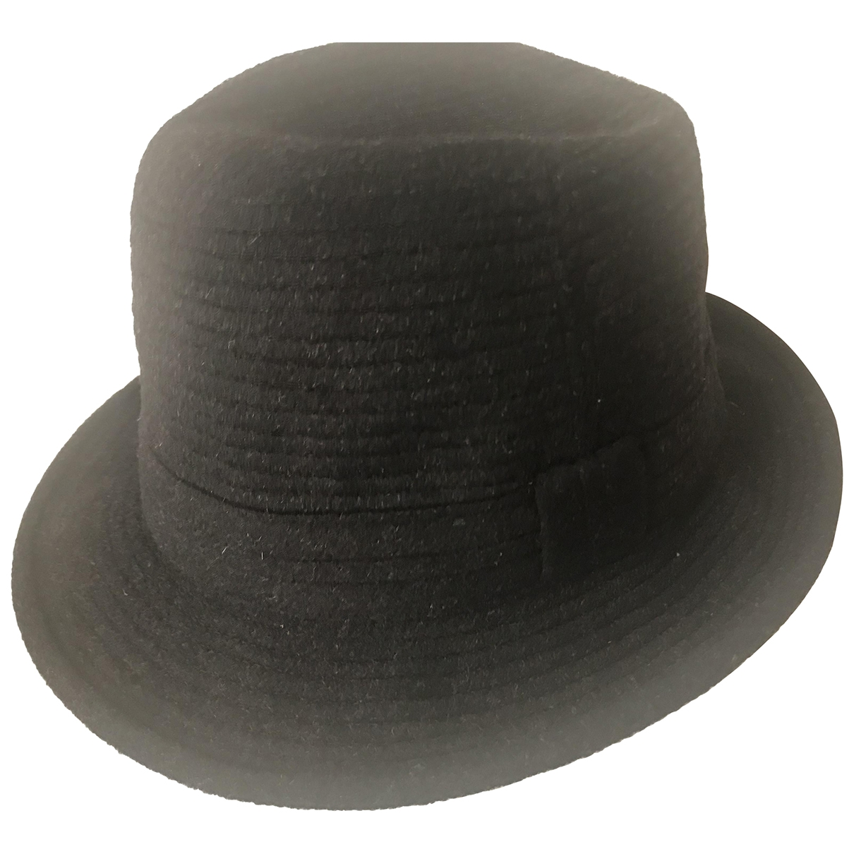 Borsalino \N Black hat for Women 58 cm