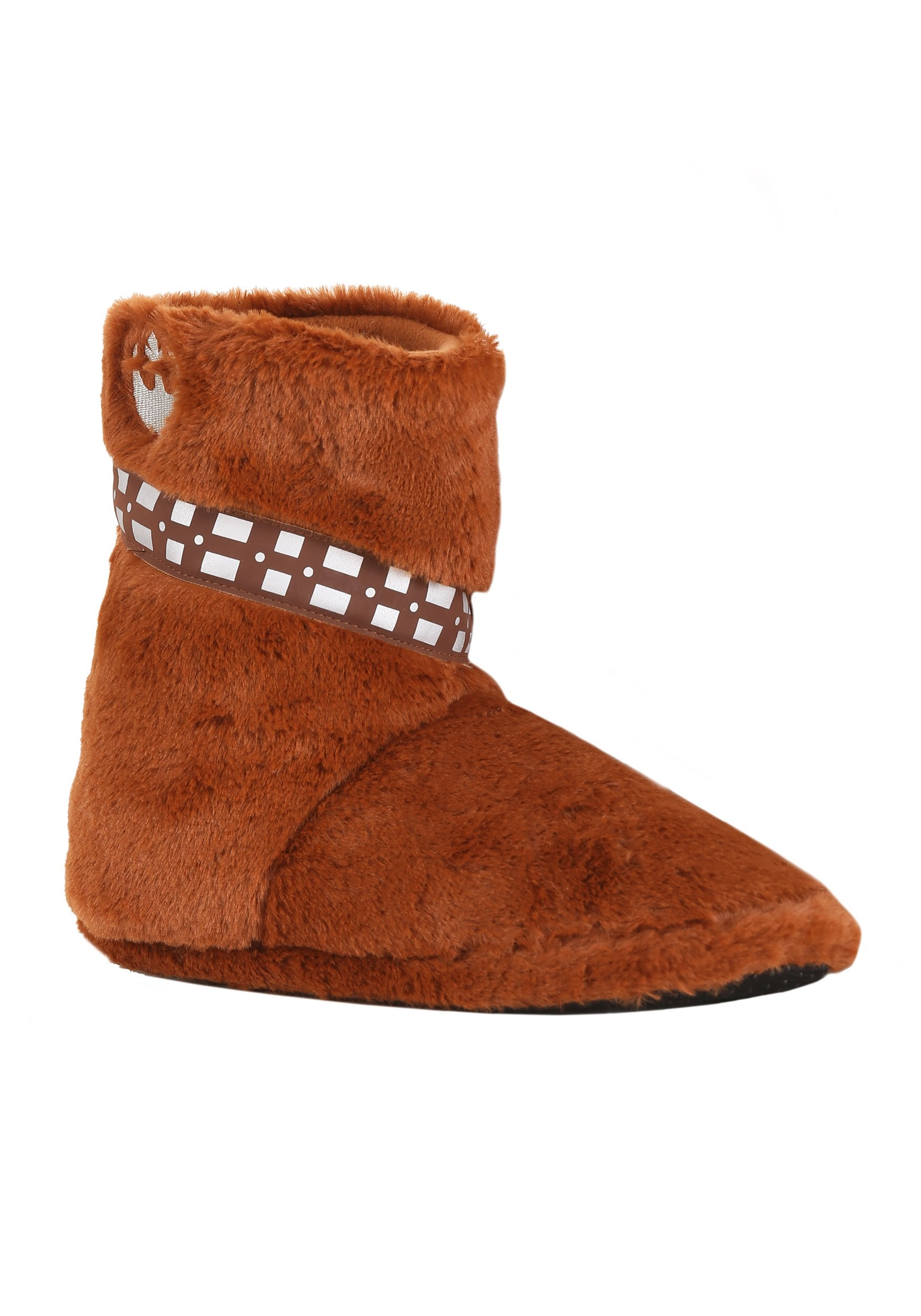 Star Wars Chewbacca Furry Slippers for Men