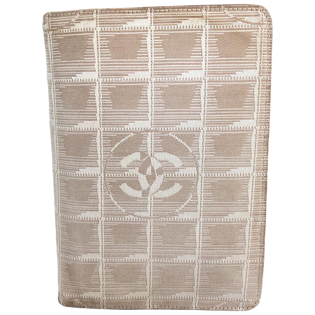 Chanel - Objets & Deco   pour lifestyle en toile - beige