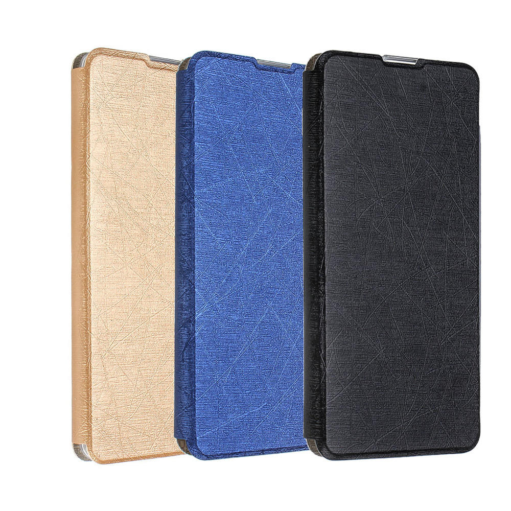 Bakeey Flip Shockproof Brushed Texture PU Leather Full Body Cover Protective Case for Xiaomi Mi9T / Mi 9T PRO/ Redmi K20
