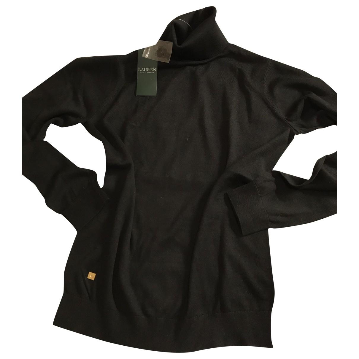 Lauren Ralph Lauren \N Black Knitwear for Women 42 IT